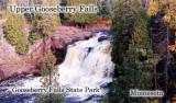 Gooseberry Upper Falls 2002