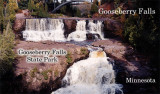 Gooseberry Middle Falls 2002