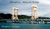 Houghton - Hancock bridge