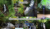 Pictured Rocks National Lakeshore Waterfalls