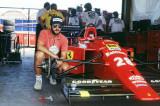 F1 Ferrari MRC@1989