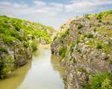 White Drin Canyon
