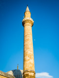 Minaret with moon, Hadum Mosque
