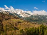 Rugova Valley from Drelaj