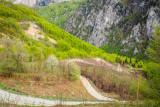 Road to Shtupeq i Vogël