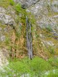 Waterfall in Rugova Gorge