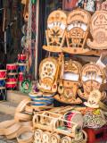 Carpentry in Peja Bazaar