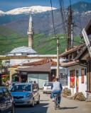 Small street in Çarshia (Bazaar)