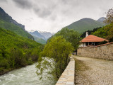 Bistrica River outside the Peć Patriarchate