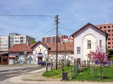 Prishtina Train Station