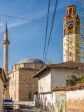 Fatih Mosque and Sahat Kulla (Clock Tower)
