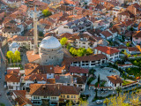League of Prizren Complex, from the fortress