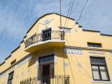 Corner of Mimar Sinan Street