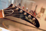 The First Hamer Guitar