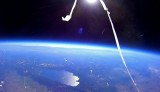 Pegasus 3 balloon burst