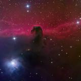 Horse head Nebula, Barnard 33