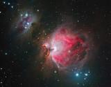 NGC1977, M43 & M42