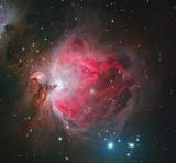 M42- Orion's Nebula
