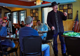 Kinky Friedman Meet  & Greet Midtown Bar & Grill