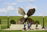 Texas City Dike SS High Flyer propeller