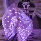 Katia Luxor Christmas 2016 Isis illuminati