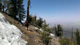 Spring Snow on Baden-Powell