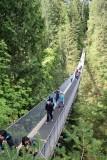Vancouver - Capilano Suspension Bridge Park