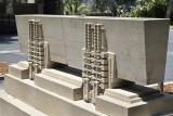 Barnsdall Art Park - Frank Lloyd Wright 'Sample'