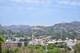 Hollywood Sign and Griffith Observatory