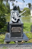 Hollywood Forever Cemetery - Johnny Ramone