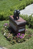 Hollywood Forever Cemetery - Toto Memorial