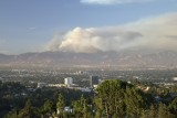 Smoke From Sand Fire, 2016