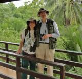 Karen Sherman and George Dmytriw