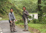Sherab and Norbu, our guides
