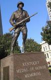 Statue of Sergeat Squires