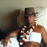 Surfing in Hawaii 1989