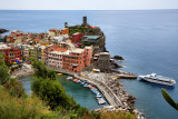 Lively colors of Liguria
