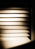 Slatted Shapes and Shadows