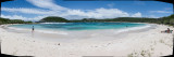 Halfmoon beach