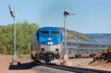 AMTK 9 Train 3 Bernal NM 01 Oct 2013