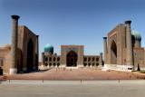 Samarkand: Registan
