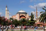 Istanbul: Aya Sofia
