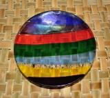 Shallow bowl - colour