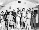 Kwaj 1945 FOREST RANGERS band