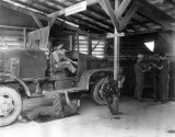 Kwaj 1945 garage