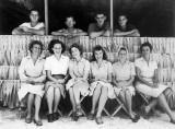 Kwaj 1945 Red Cross Unit