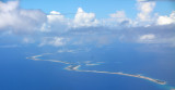 Nell Island and the western part of the atoll