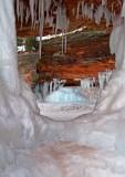 Ice Cave Window