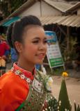 Boun Bang Fai at Khlong Takrao village, Tha TaKiab, Chachoensao province Thailand