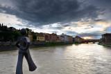 Ponte Vecchio and River Arno  14_d800_0140